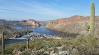 Semi-Custom Apache Trail Day Trip Including Dolly Steamboat and Superstition Mountain