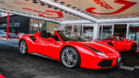 Ferrari 488 Spider Road Drive