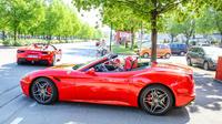Ferrari California Turbo Road Test Drive
