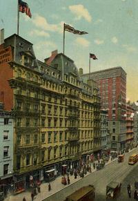 A Walk Through 1840's New York City
