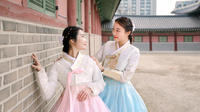 Changdeokgung Palace Hanbok Rental Experience in Seoul