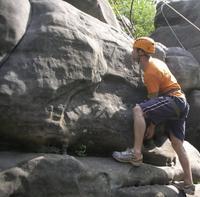 Outdoor Rock Climbing Experience in Tunbridge Wells