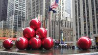 Christmas in New York City Walking Tour