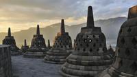 Private Tour: Full Day Borobudur, Prambanan,Sunset at Ratu Boko Including Ramayana Ballet at Prambanan
