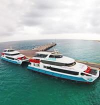 Round-Trip Ferry Ticket between Playa del Carmen and Cozumel
