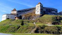 Day tour from Brasov to Bears Sanctuary Rasnov Fortress and Bran Castle