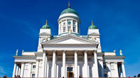 Helsinki Layover Sightseeing Tour by Coach with Airport Pickup and Drop-Off Private Car Transfers