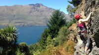 Queenstown Otago Queenstown Full Day Rock Climbing Small Group Guided Adventure 47237P1