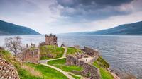 Highlander Loch Ness and Culloden Battlefield from Inverness
