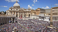 SKIP THE LINE GROUP TOUR VATICAN MUSEUMS, SISTINE CHAPEL WITH PRIVILEGED AC