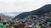 Visit the charming Gamcheon Culture Village during this tour.*