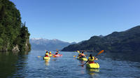 Small Group Lake Como Kayaking Tour from Bellagio