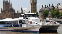 Thames Clippers River Roamer: Hop On Hop Off Pass