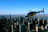 Manhattan a vista de pájaro: Nueva York en helicóptero