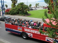 Vancouver City Hop-on Hop-off Tour