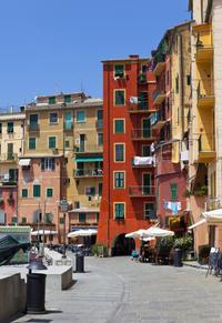 4-Day Liguria Tour from Milan: Cinque Terre, Genoa, Italian Riviera