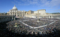 Half-Day Sunday Tour and Popes Blessing