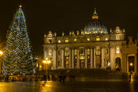 New Years Eve in Rome: Dinner and Panoramic Night Tour