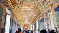 Skip the Line Vatican Tour: Vatican Museums, Sistine Chapel and St. Peter B