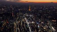 Tokyo Tokyo Night Tokyo Yokohama Helicopter Tour From Yokohama (33min) 50365P20