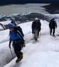 Mendenhall Glacier Trek and Climb