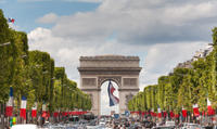 Paris Sightseeing Tour with Optional Seine River Cruise