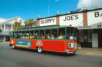 Key West Hop-On Hop-Off Trolley Tour*