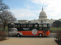 Washington DC Hop-on Hop-off Trolley Tour