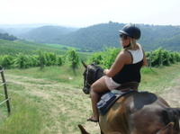 Horse Riding in Chianti Day Trip from Florence