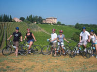 Tuscany Bike Tour from Florence