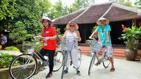 Hue Village Discovery Small Group Tour By Road Bike and Foot