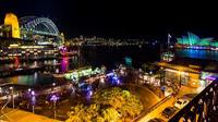 Sydney Harbour Tall Ship VIVID Dinner Cruise