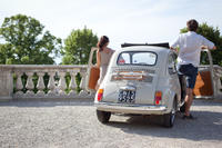 Self-Drive Vintage Fiat 500 Tour from Florence: Tuscan Hills and Italian Cuisine