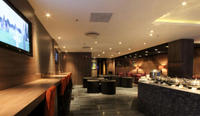Indira Gandhi International Airport Plaza Premium Lounge (Departure)*