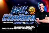 Jeff Civillico: Comedy in Action at the Flamingo Las Vegas