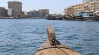 Dubai Sunrise Seaplane Flight Including Dubai Creek Abra Boat Ride and City Sightseeing