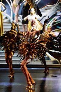 "Lido de Paris Cabaret ""Paris Merveilles""® Show"