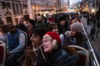 Big Bus New York City Holiday Lights & ShoppingTour