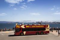 Big Bus San Francisco Sightseeing and Alcatraz Combo
