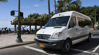 Airport Express Shuttle - Honolulu Airport to Waikiki Hotels Private Car Transfers