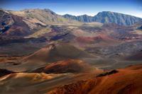 Kahului Shore Excursion: Haleakala Crater Adventure Tour