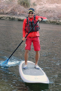 Lake Mead Stand-Up Paddleboarding Lesson