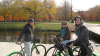 Fall Foliage Bike Ride in Boston