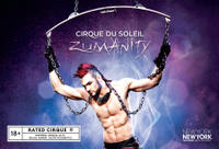 Zumanity by Cirque du Soleil® at New York New York Hotel and Casino
