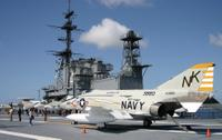San Diego Shore Excursion: USS Midway Museum*