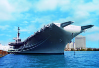 San Diego Shore Excursion: USS Midway Museum