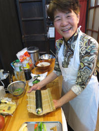 Kyoto Cooking Class, Sake Tasting and Nishiki Food Market Walking Tour