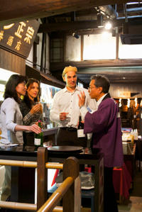 Kyoto Small-Group Sake Brewery Tour with Sake Tasting