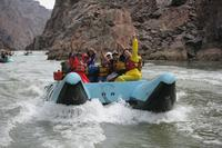 Grand Canyon White Water Rafting Trip from Las Vegas