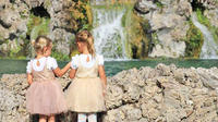 Rome to Tivoli Tour with Hadrians Villa and Villa dEste for Kids and Famili